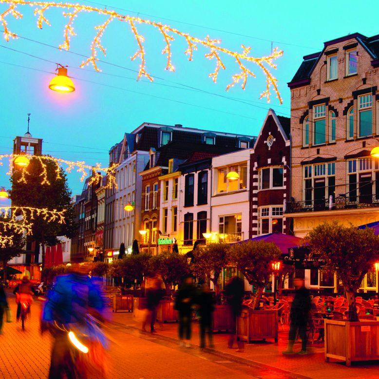 Sfeerbeeld Nijmegen voor Huis Van De binnenstad